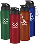 24oz Stainless Steel Bike Bottles